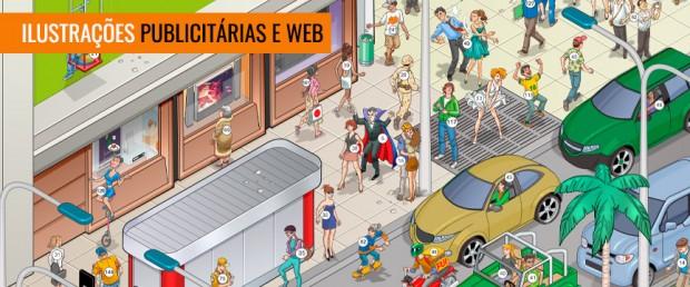 ilustrações-publicitarias-e-web