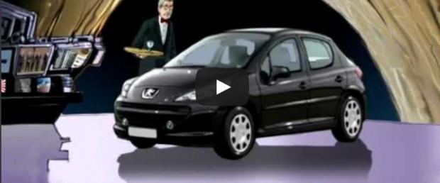 Animatic Hector Gómez & Aimatics Peugeot 207