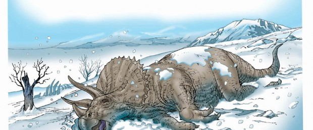 Ilustração Editora Abril Livro Dinossauros