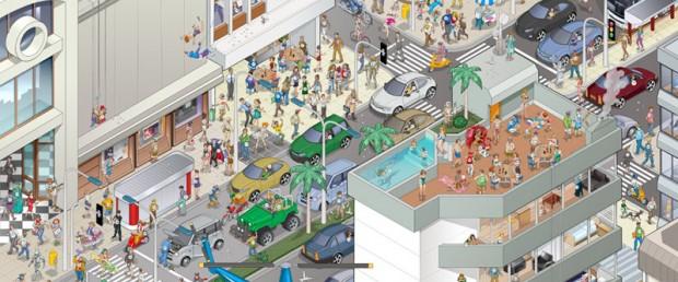 Ilustração Web Tim-game-online-2006