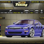 Illustration Bic tuning front car site