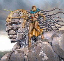 Hector-Gomez-ilustração-photoshop-painter-trabalhos-autorais-graphic-novel-Nwumba-2001