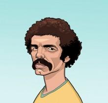 Hector-Gomez-ilustração-sketchbook-photoshop-Yahoo-site-figurões-da-copa-Junior-2009