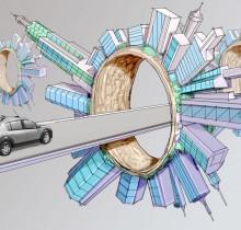 Hector-Gomez-layout-ilustração-photoshop-Neogama-Renault-sandero-2010