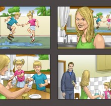 Hector-Gomez-story-board-sketchbook-photoshop-Young-Rubicam-Danone-actimel-2011