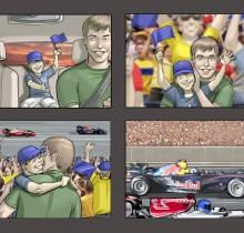 Hector-Gomez-story-board-photoshop-Neogama-bbh-Formula1-2012